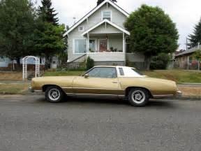 1976 Chevrolet Monte Carlo Seattle S Classics 1976 Chevrolet Monte Carlo
