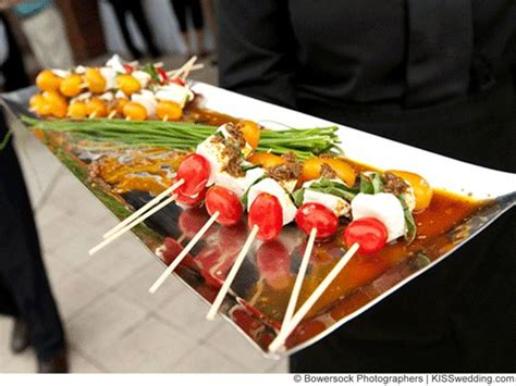 backyard appetizers freen cheap backyard wedding ideas for a your ceremony and