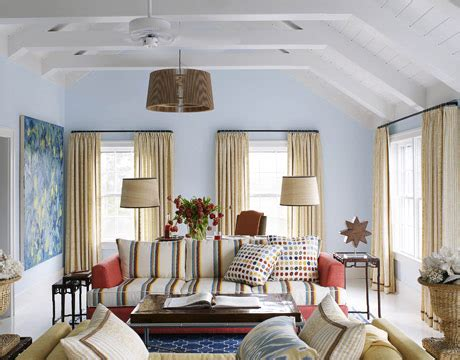 Light Blue Paint Colors For Living Room by How Light Affects Paint Colors The Decorologist