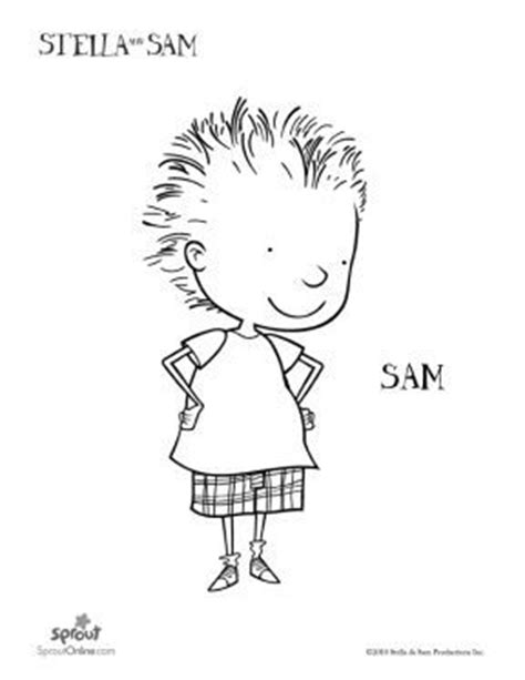 coloring page sam coloring pages printables and coloring on