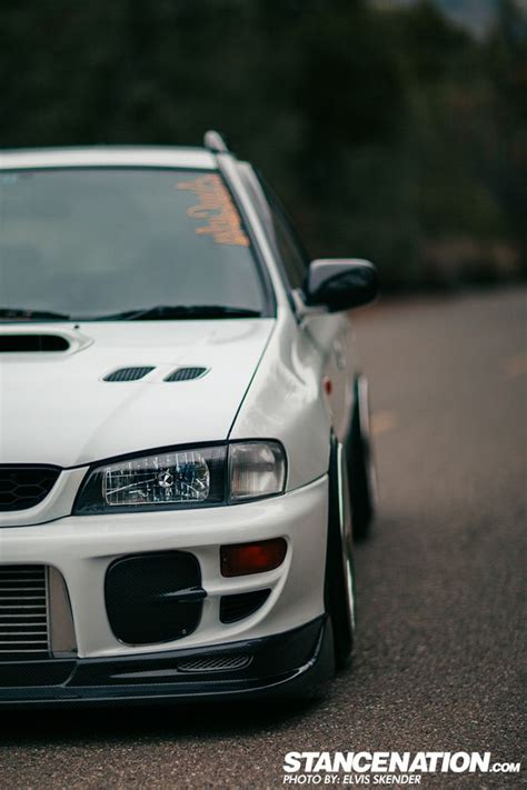 stanced subaru iphone slammed cars iphone wallpaper cars image 2018