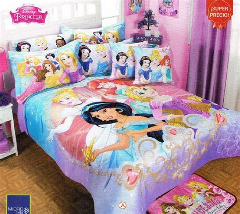 Disney Princess Magic Comforter Bedspread Sheet Set Twin Snow White Bed Set