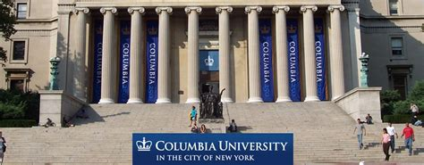 New York Mba Colleges List by Columbia Scholaradvisor