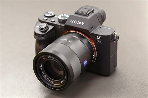 Sony Alpha A7 Ii Sony Fe 55mm F1 8 a thousand words a picture sony a7 ii vs a7 high