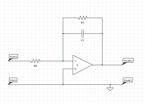 op integrator output voltage op what is the output voltage function of this ops electrical engineering stack exchange