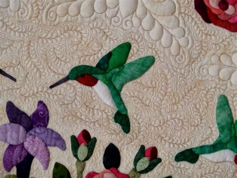 Hummingbird Quilts by 1000 Images About Hummingbird Applique Quilts Patterns On Hummingbirds Bird