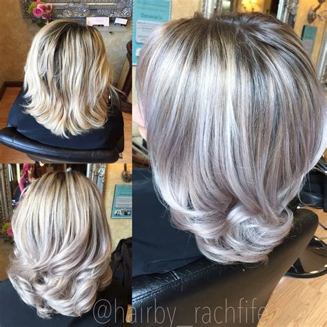 platnim blonde hair after 50 silver blonde granny hair trend is here who loves this