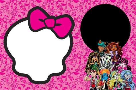 monster high images monster high template wallpaper photos
