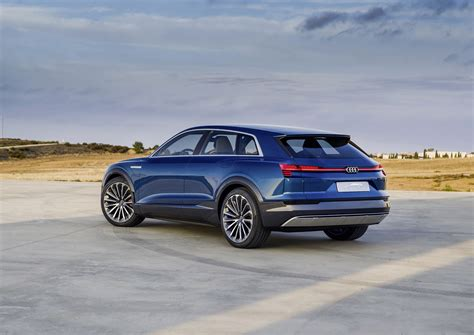E Tron Audi by Wallpaper Wednesday Audi E Tron Quattro Concept