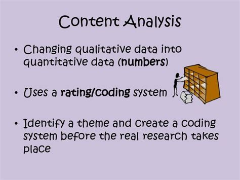 pattern matching definition qualitative research content analysis