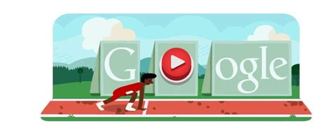 doodle olympic 2012 hurdles 2nd doodle of its