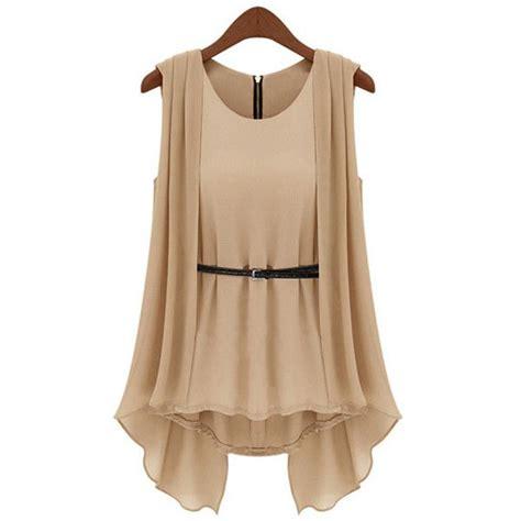 Ruffled Chiffon Blouses best 25 chiffon blouses ideas on work blouse