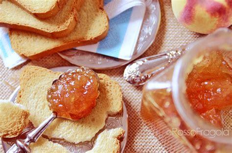 marmellata di pesche fatta in casa confettura di pesche fatta in casa ricetta facile