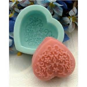 Cake Decoration Rose Christmas Handmade Soap Mold Design Soap Mold Silicone