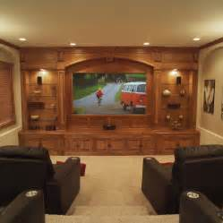 House Plans With Media Room by Media Rooms With Basement Home Decorating Ideas