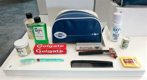 what are amenities unusual collection airline amenity kits photos
