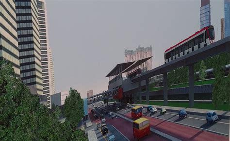 3 Di Jakarta bangun lrt rp23 3 triliun di jakarta tidak bakal rugi okezone economy