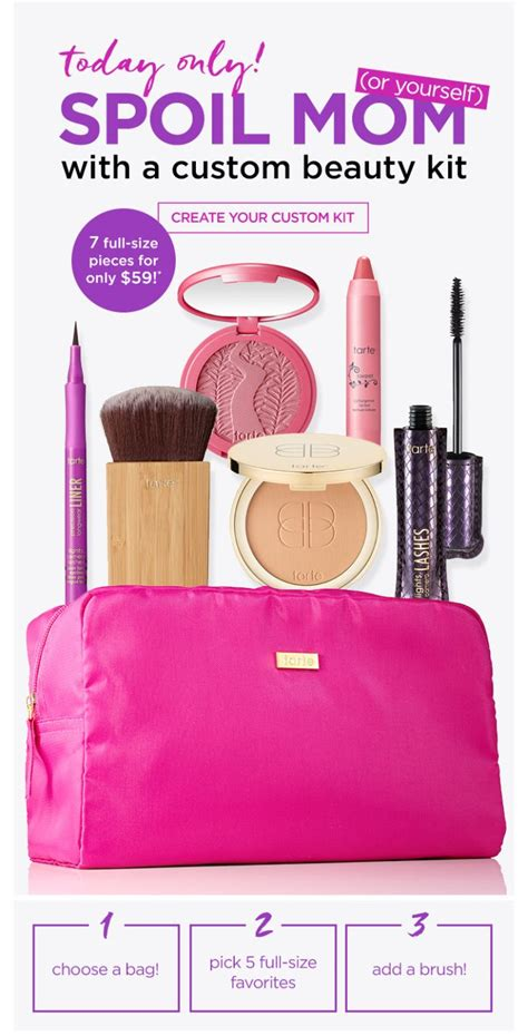 Tarte Tarteist Lip Kit 2pc No Box tarte create your own box review may 2016 my subscription addiction