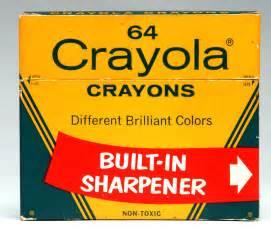 crayola 64 colors history crayola au