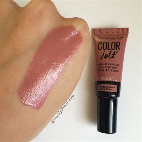 Maybelline Colour Jolt maybelline color jolt lip paint in stripped