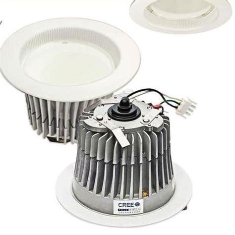 277 volt bathroom exhaust fan cree lr6 277v led downlight module