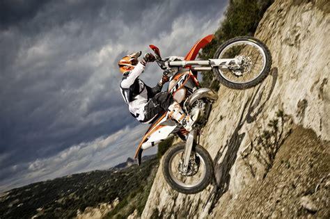 Ktm Motorräder Videos by Ktm Exc 2014 Action Bilder Motorrad Fotos Motorrad Bilder