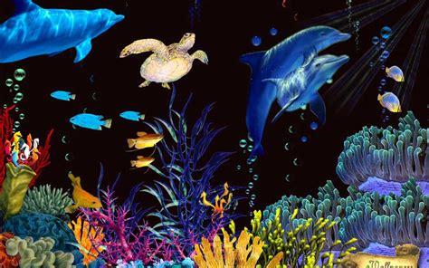 wallpaper animasi ikan wallpaper animasi 3d aquarium bergerak images hewan lucu