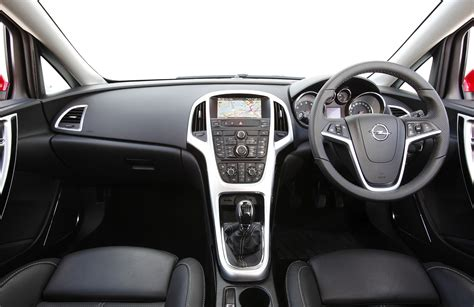 opel astra interior opel astra review caradvice