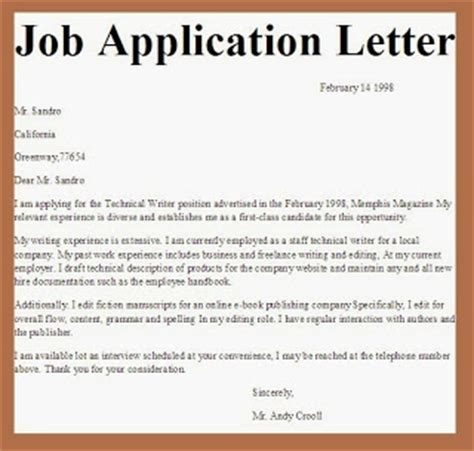 Employment Letter Nigeria Employment Application Letter Pdfeports867 Web Fc2