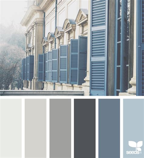 light grey home with a mix of old and new via color view design seeds bloglovin
