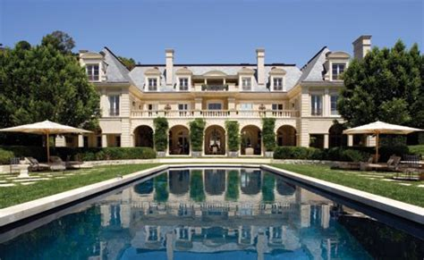 California Homes Of The Rich