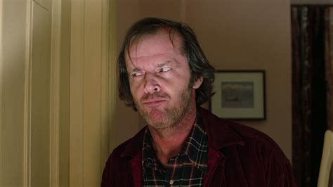 jack nicholson the shining movie the shining full hd wallpaper and background 1920x1080