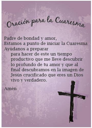 oracion a jesus semana santa poemas cristianos de reflexion cuaresma on pinterest lent paper chains and jelly beans