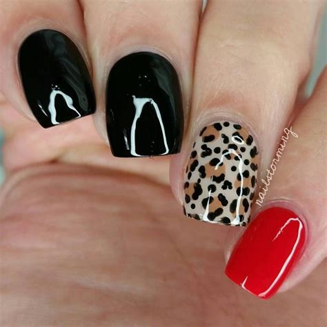 30 cool nail ideas for 2018 easy nail designs for - Nail Design 2016
