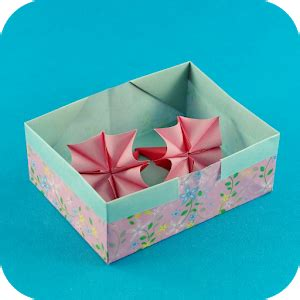 Origami Box Cover - origami box android apps on play