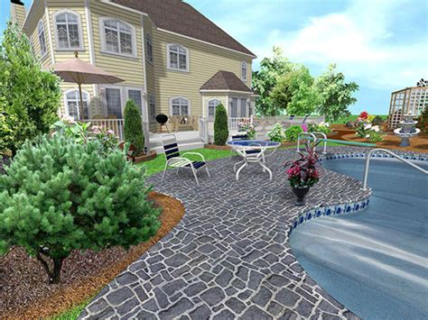 Landscaping ideas backyard backyard landscape design ideas 800x600