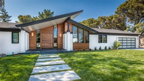 mid century modern exterior 18 spectacular mid century modern exterior designs that