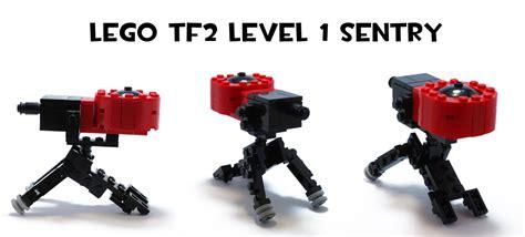 Andrewblake Sentry Mba lego tf2 level 1 sentry by hybridair on deviantart
