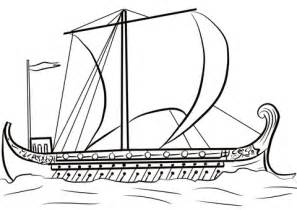 barbie ocean view boat argos ship of odysseus coloring page supercoloring