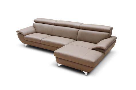 divanetti in pelle divano con penisola moderno in pelle e poliestere