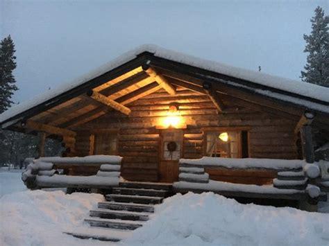 Log Cabin Vacation Packages by Saariselka Inn Log Cabins Updated 2017 Cground