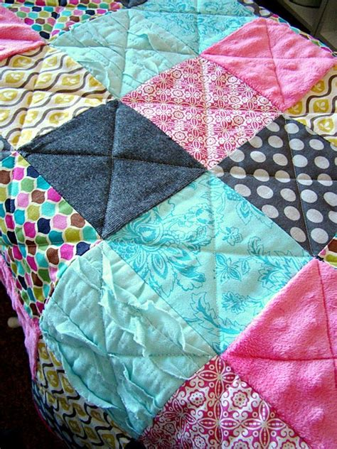 Sew Simple Quilt by Easy Baby Quilt Sew