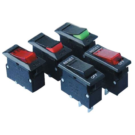Switch Breaker techna rocker switch circuit breakers rapid