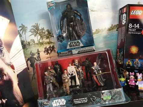 wars store wars rogue one disney store exclusives