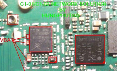 mobile repairing nokia   network problem