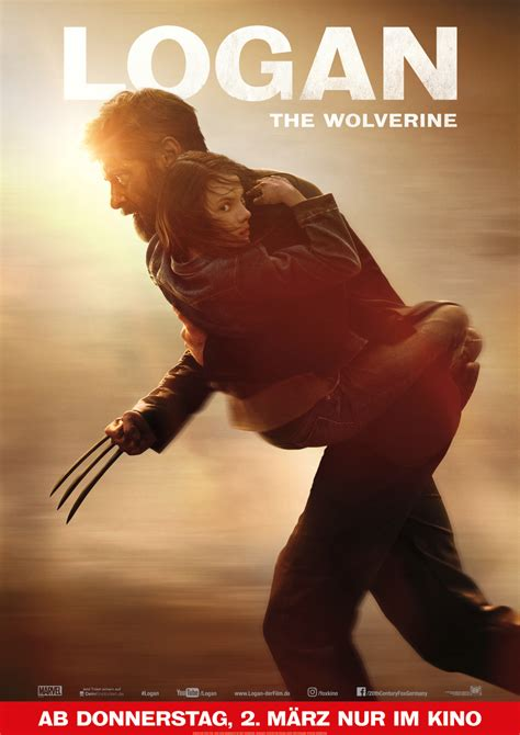 Kaos Wolverine Wolverine Logan By Crion crazy4film logan the wolverine filmbesprechung