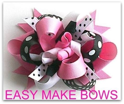 free hair bows instructions free hair bows instructions learn how to make bows free