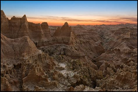 Badlands Interior Cground by Area Attractions Badlands Interior Cground