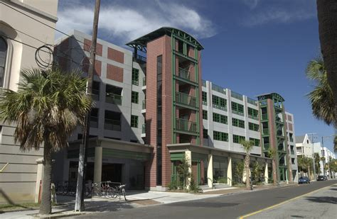 College Of Charleston Mba Tuition by College Of Charleston St Philips Garage Adc