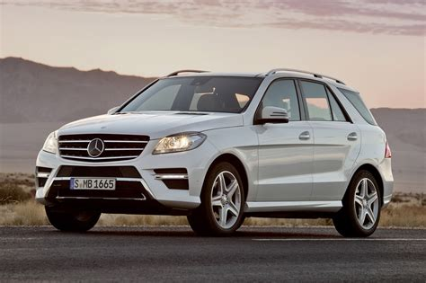 new mercedes ml 2012 mercedes ml class with new official photos